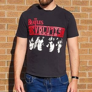 Licensed Beatles Revolution Shirt